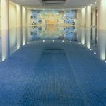 18m Swimming Pool in The Tethra Spa