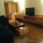  Suite - living area