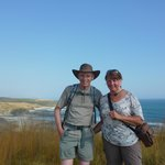 on our coastal walk near Omapere