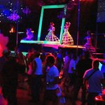 BCM Planet UV night