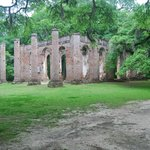  Church Ruins