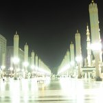 Nabawi at night