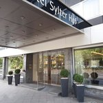  Hotel Sylter Hof Berlin Eingang