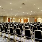  Academy Suite setup as theatre style for a meeting of 400 people