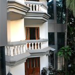 Shalom Resort-balconies