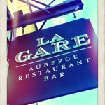 Photo de La Gare Auberge Restaurant Bar