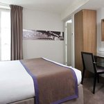 Enjoy our King Bed Guest Room, smooth & so comfortable