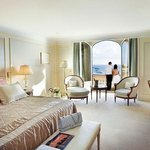 Suite Sharon Stone: Panoramic view over the Mediterranean Sea