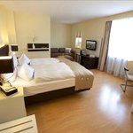  Hotel-Spalentor-Junior-Suite-double-Bed