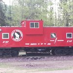 The Caboose Room