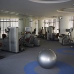 Gym at Spa Soul at Galaxy Hotel and Spa Gurgaon