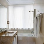 Guest Bathroom : With Portuguese marbles and natural light