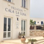 entrance to Villaggio Cala La Luna