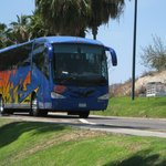 The Subercabos bus from San Jose to Los Cabos