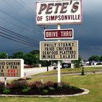 Pete's of Simpsonville