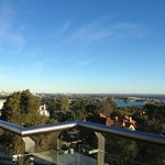Great views across Sydney!