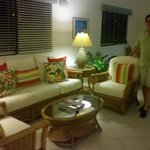 New Living Room furnishings at Carimar