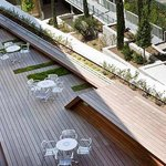  Outdoor Meeting Terrace