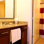 Studio Suite Guest Bathroom