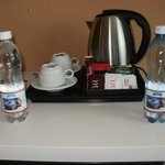 Tea &amp; coffee making facilities