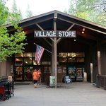 The Village Store at the Yosemite Village