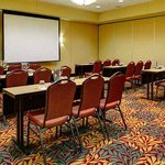Vardry McBee One Bay Meeting Room - Classroom