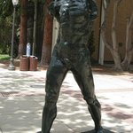  Auguste Rodin - 1905 The Walking Man