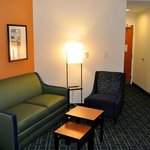 Studio Suite Sitting Area