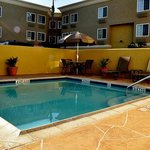  Pool at Holiday Inn Express San Diego-SeaWorld Beach Area Hotel