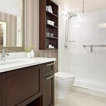  Studio Suite Bathroom with Shower