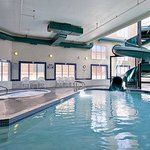  Indoor Pool, Hot Tub And Water Slide
