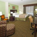 "Deluxe King Guest Room with 37"" HD Television"