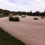 150metre bunker on the South course, unmissable !