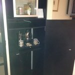 Minibar, reasonably priced