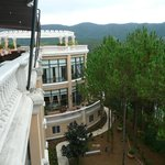  Panorama terrace and main building