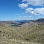 Glen Forsa & the Sound Of Mull From Beinn Talaidh
