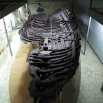 the 2,300 year old boat