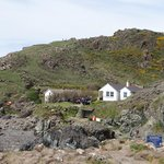  The cafe at Kynance cove