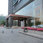 Photo de Radisson Blu Plaza Hotel (Chongqing Nanbin Road)
