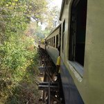  A ride on the Death Railway Track