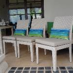 New Outside Chairs