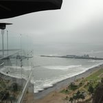 Miraflores jetty