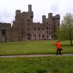 Penrhyn castle one of many places to visit