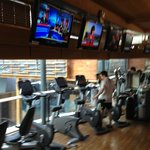 The gym and spa, are the best in Richmond superior to other more luxurious hotels!