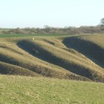 Roundway Down Iron Age Hill Fort