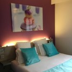 Picture of Macaroons over bed