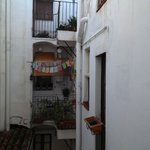 vista cortile interno