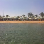 Beach At Ghazala Beach (beautiful)