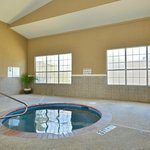 Larger Indoor Heated Spa