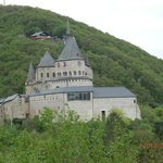 The castle of Vianden